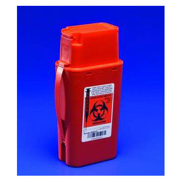 SharpSafety Transportable Containers