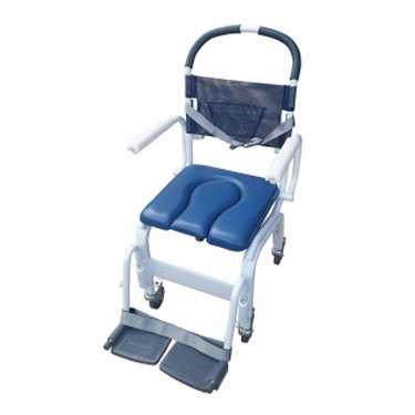 Shower Commode Chair by Mor-Medical