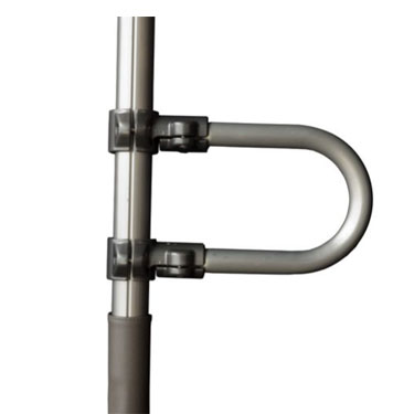 Signature Life Sure Stand Pole Single Grab Bar Accessory by Stander