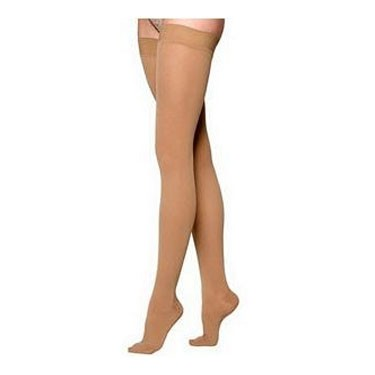 Sigvaris Cotton Comfort Women's Thigh High Compression Stockings