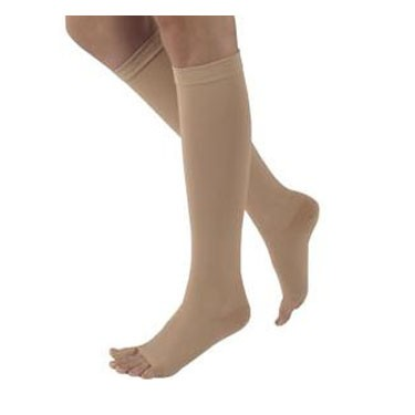 Sigvaris Natural Rubber Calf-High Compression Stockings