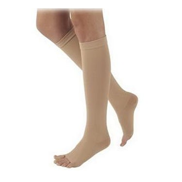 Sigvaris Natural Rubber Thigh High Stockings
