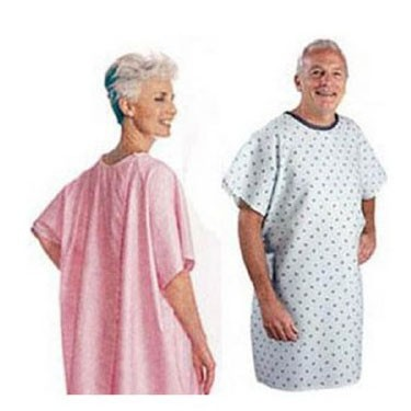 Snap Wrap Patient Exam Gown
