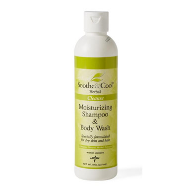 Soothe & Cool Herbal Shampoo & Body Wash