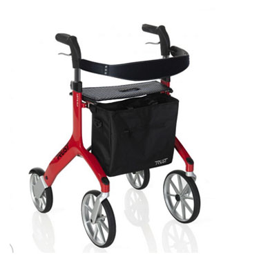 Stander Let's Fly Rollator by Trust Care