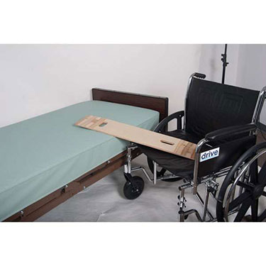Sturdy Bariatric Transfer Board by Drive Medical - 600 LB Capacity