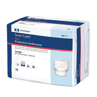 Sure Care Plus Protective Underwear Heavy Absorbency