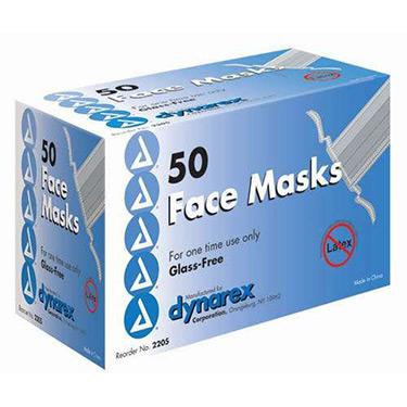 box of surgical mask
