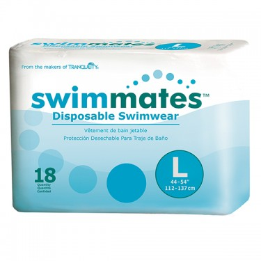 Tranquility Swimmates™ Adult Disposable Swim Underwear