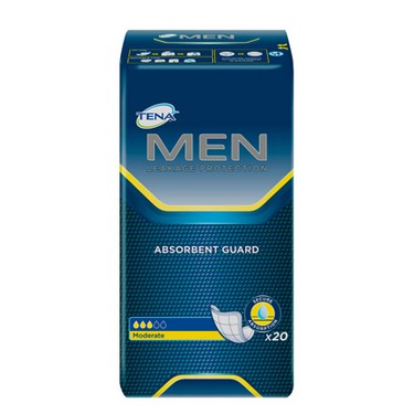 TENA for Men Protective Guards (Pads)