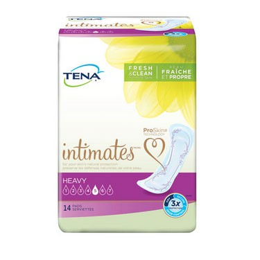 TENA® Serenity Regular Length Heavy Absorbency Bladder Control Pads