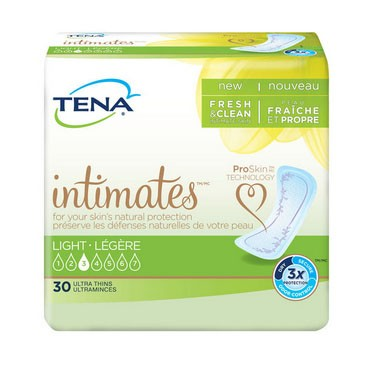 TENA® Intimates Ultra Thin Light Bladder Control Pads