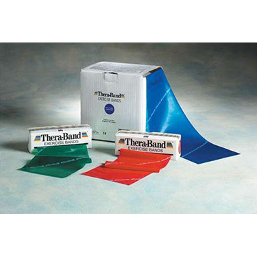 Thera-band  Resistance Exercise Bands