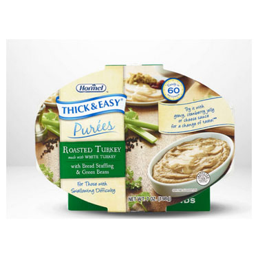 Thick & Easy Purees 7 oz. Container Tray