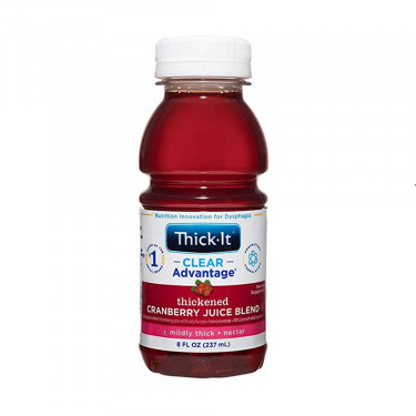 Thick-It AquaCareH2O Ready to Use Thickened Beverage (Nectar Consistency)