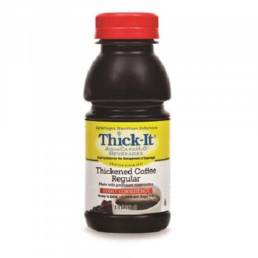 Thick-It AquaCareH2O Thickened Coffee Beverage (Honey Consistancy)