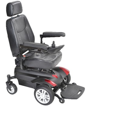 Titan Transportable Power Wheelchair by Drive