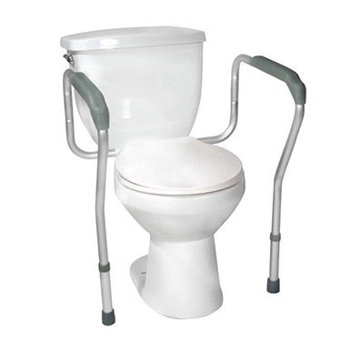 Toilet Safety Frame by Drive Medical