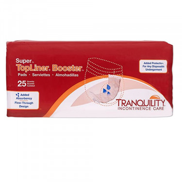Tranquility Topliner Booster Pads