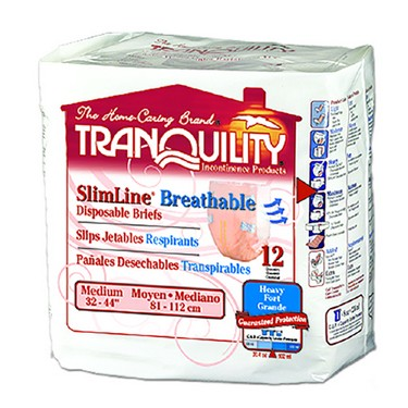 Tranquility® Slimline Breathable Brief