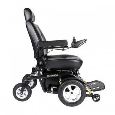 Trident HD Heavy-Duty Powerchair by Drive Medical