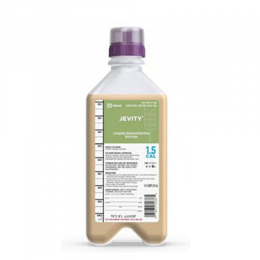 Tube Feeding Formula Jevity® 1.5 Cal 1000 mL RTH Container
