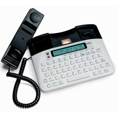 Ultratec Uniphone 1140 TTY & Amplified Telephone
