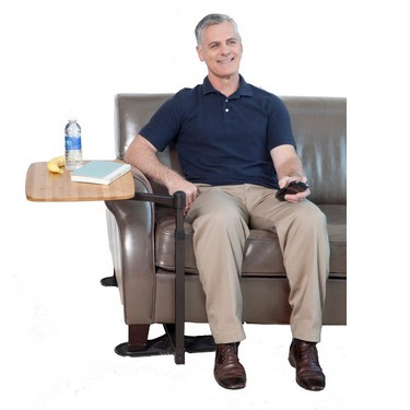 Able Life Universal Swivel TV Tray Table by Stander