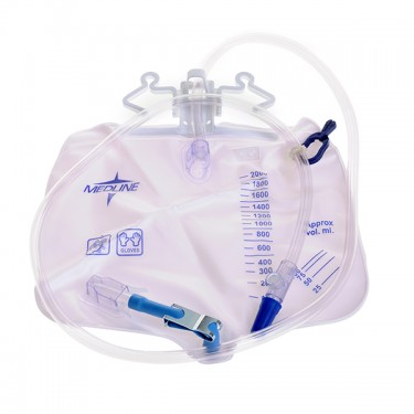 Urinary Drain Bags by Medline