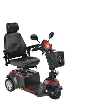 Ventura DLX 3 Wheel Mobility Scooter by Drive