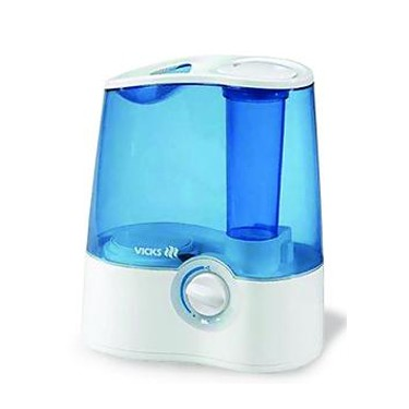 Vicks Healthmist 1.2 Gallon Ultrasonic Humidifier