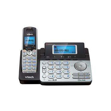 VT-DS6151 Vtech 2-line Cordless with ITAD