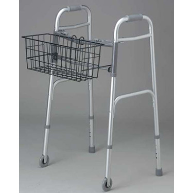 Walker Basket for Two Button Walkers