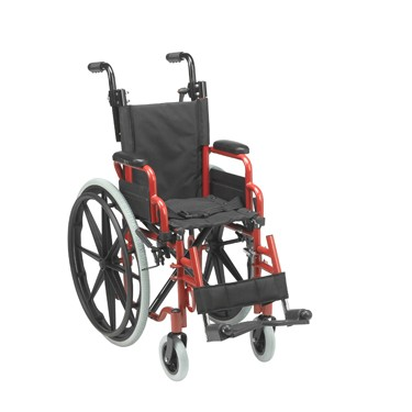 Wallaby Pediatric Wheelchair by Drive Medical