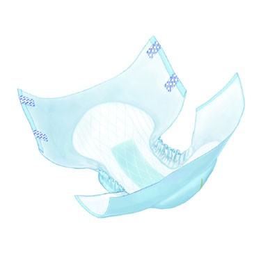 Wings Choice Heavy Absorbency Incontinence Brief