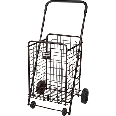 Winnie Wagon Folding Shopping Cart