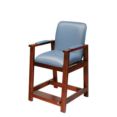 Post Operative Wood Hip High Chair by Drive Medical
