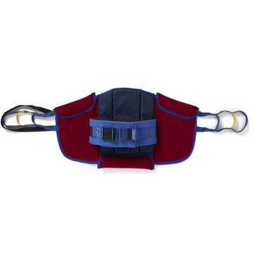 Medline Stand Assist Padded Patient Sling