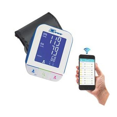 Zewa Automatic Blood Pressure Monitor with Bluetooth