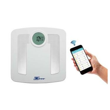 Zewa Scale and Body Composition with Bluetooth Capabilities