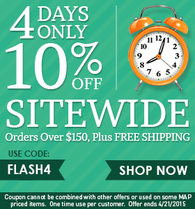 4 Day Flash Sale