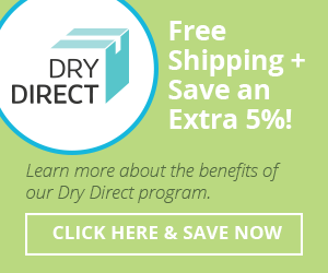 Dry Direct - Discreet Delivery of Incontinence Products