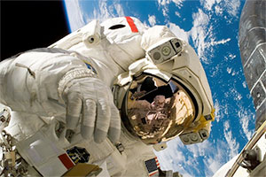 Adult diapers and astronauts