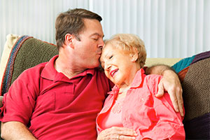 Guide to caring for an aging parent
